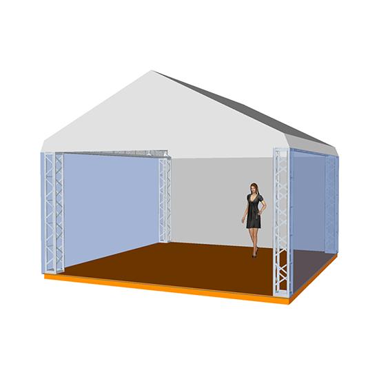 namiot targowy