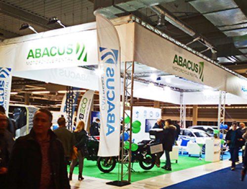 ABACUS na Warsaw Motor Show 2018