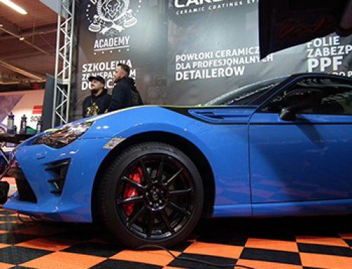 DetailKing na Warsaw Motor Show 2018