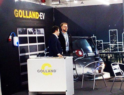 GOLLAND-EV na Warsaw Motor Show 2018
