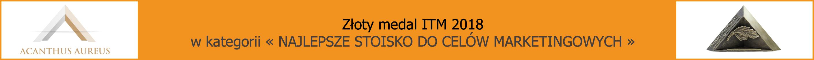 złoty medal ITM 2018